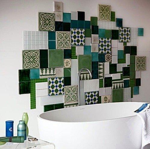 Фотография:  в стиле , Ванная, Декор интерьера, DIY, Декор, лайфхаки, как оформить маленькую ванную, интерьер маленькой ванной – фото на InMyRoom.ru
