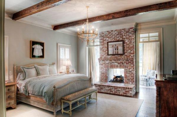 Фотография: Спальня в стиле Прованс и Кантри, DIY, Стиль жизни, Советы, Ремонт – фото на INMYROOM