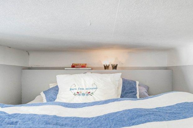Фотография: Прочее в стиле , Скандинавский, Малогабаритная квартира, Квартира, Дома и квартиры – фото на INMYROOM