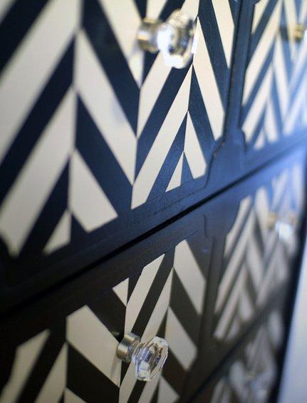 Фотография:  в стиле , Декор интерьера, DIY, Переделка, Комод – фото на INMYROOM