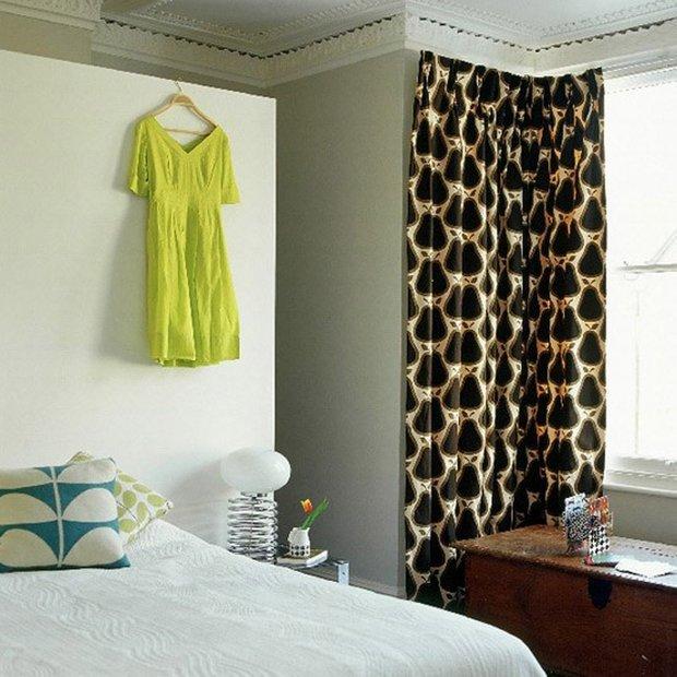 Фотография: Спальня в стиле Прованс и Кантри, Современный, Декор интерьера, Дом, Декор дома, Системы хранения, Шторы – фото на INMYROOM