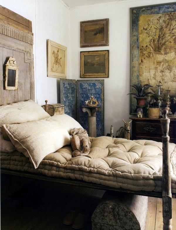 Фотография: Спальня в стиле Прованс и Кантри, Декор интерьера, DIY, Дом – фото на INMYROOM