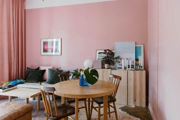 Фотография:  в стиле , Малогабаритная квартира, Квартира, Швеция – фото на INMYROOM