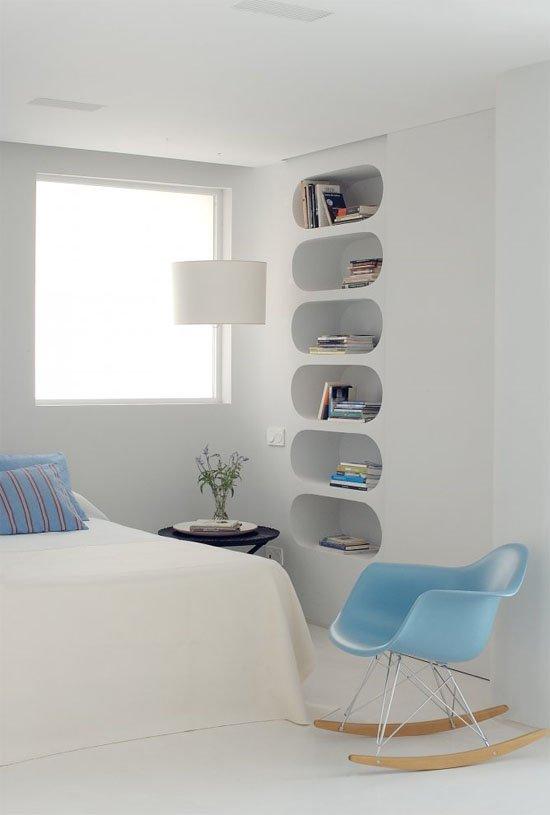 Фотография: Спальня в стиле Современный, Планировки, Индустрия, События, Ремонт на практике – фото на INMYROOM