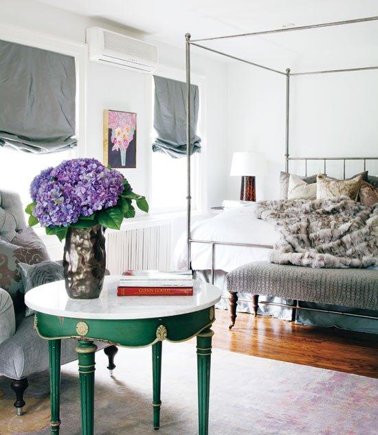 Фотография: Спальня в стиле Современный, Декор интерьера, Интерьер комнат, Ретро – фото на INMYROOM
