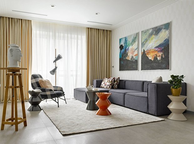 Дизайн: Berphin Interior