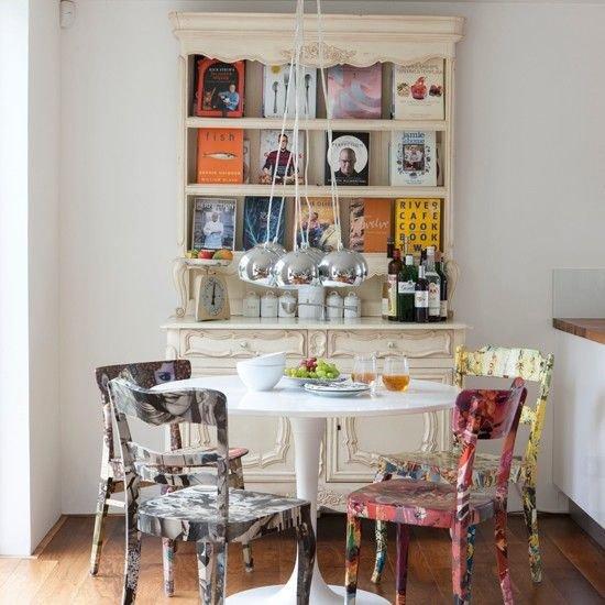 Фотография: Кухня и столовая в стиле Эклектика, Дизайн интерьера – фото на INMYROOM