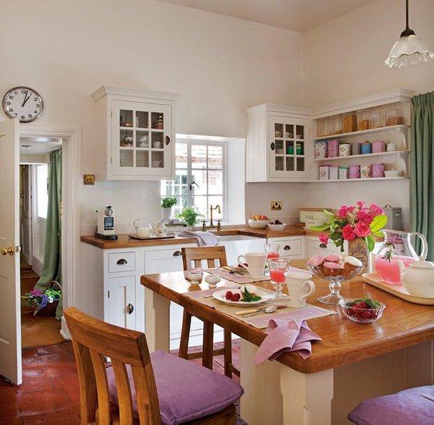 Фотография: Кухня и столовая в стиле Скандинавский, Декор интерьера, Дом, Декор, Декор дома, Цвет в интерьере – фото на INMYROOM