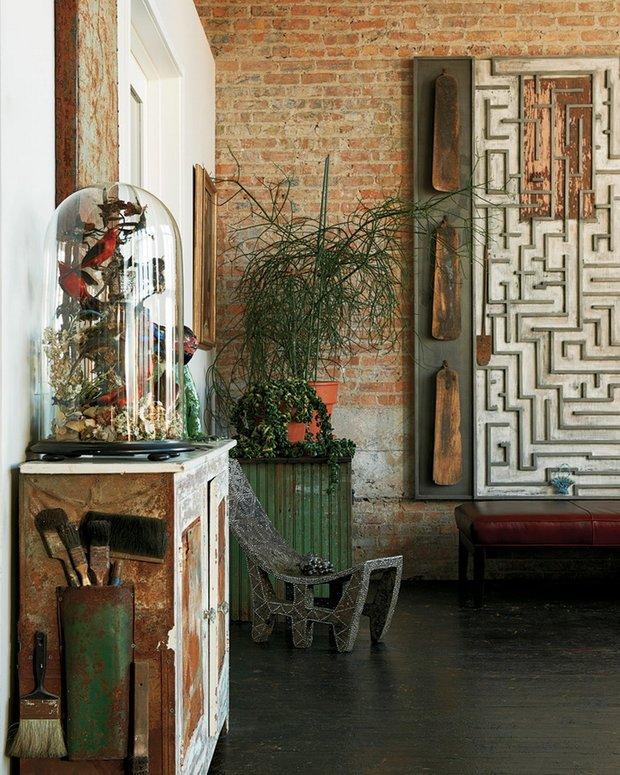 Фотография: Декор в стиле Лофт, Декор интерьера, Квартира, Дома и квартиры, Проект недели, Илья Беленя – фото на INMYROOM