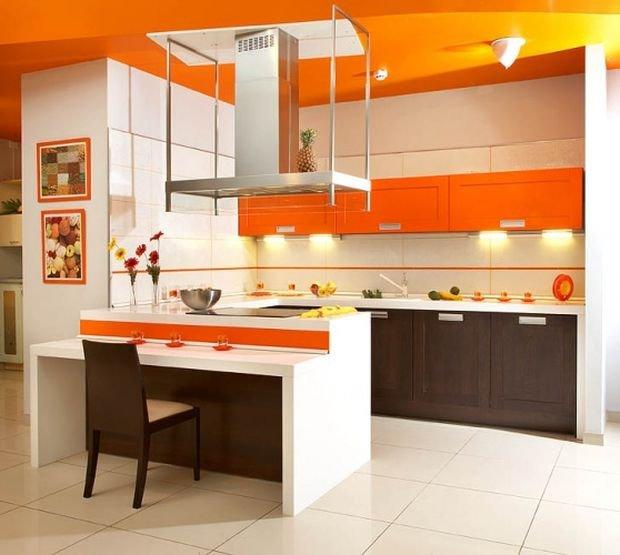 Фотография: Кухня и столовая в стиле Лофт, Декор интерьера, Квартира, Дом, Декор, Оранжевый – фото на INMYROOM