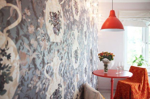 Фотография: Мебель и свет в стиле , Современный, Малогабаритная квартира, Квартира, Дома и квартиры – фото на INMYROOM