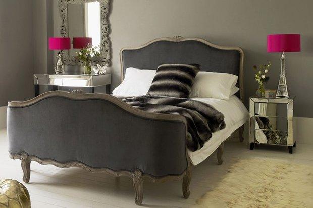 Фотография: Спальня в стиле , Декор интерьера, Дизайн интерьера, Цвет в интерьере, Краска – фото на INMYROOM