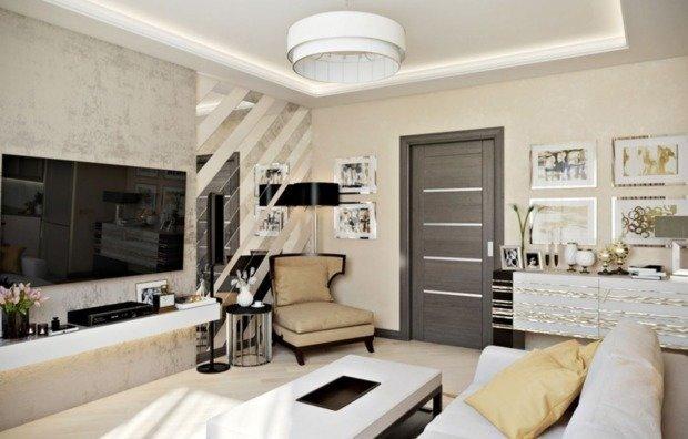 Дизайн: интерьерная студия «Уютная Квартира»