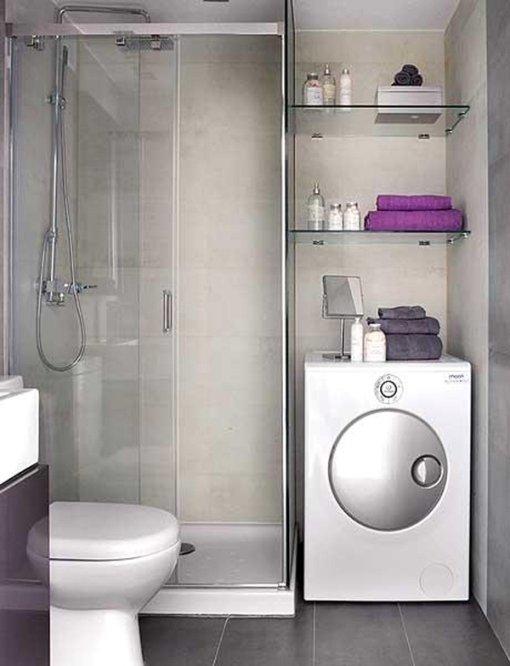 Фотография: Спальня в стиле Современный, Ванная, Интерьер комнат – фото на INMYROOM