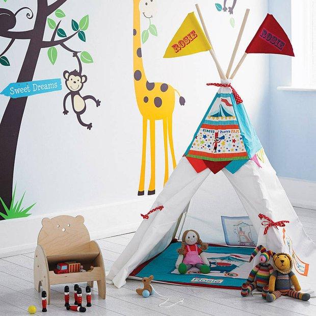 Фотография: Детская в стиле , Декор интерьера, DIY, Интерьер комнат – фото на INMYROOM