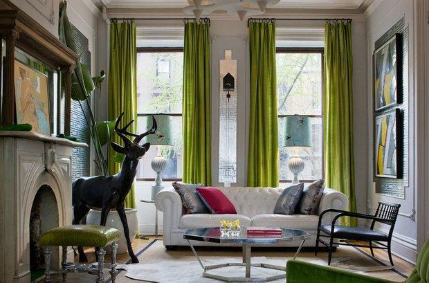 Фотография:  в стиле , Декор интерьера, Декор, Советы, декор окон, идеи для декора окон – фото на INMYROOM