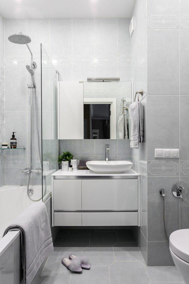 Фотография: Ванная в стиле Современный, Советы, Гид, Am.Pm, Сантехника – фото на INMYROOM