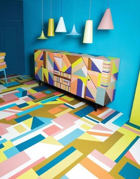 Фотография: Мебель и свет в стиле Современный, Декор интерьера, Декор дома, Пол – фото на InMyRoom.ru