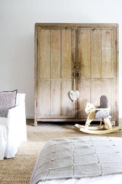Фотография: Спальня в стиле Скандинавский, Детская, Интерьер комнат – фото на INMYROOM