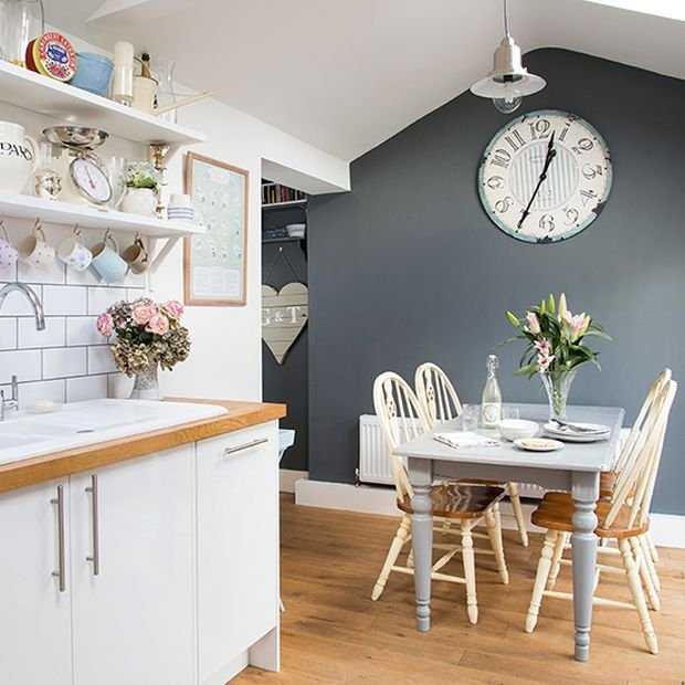 Фотография: Кухня и столовая в стиле Скандинавский, Декор интерьера, Квартира, Дом, Декор, Шебби-шик – фото на INMYROOM