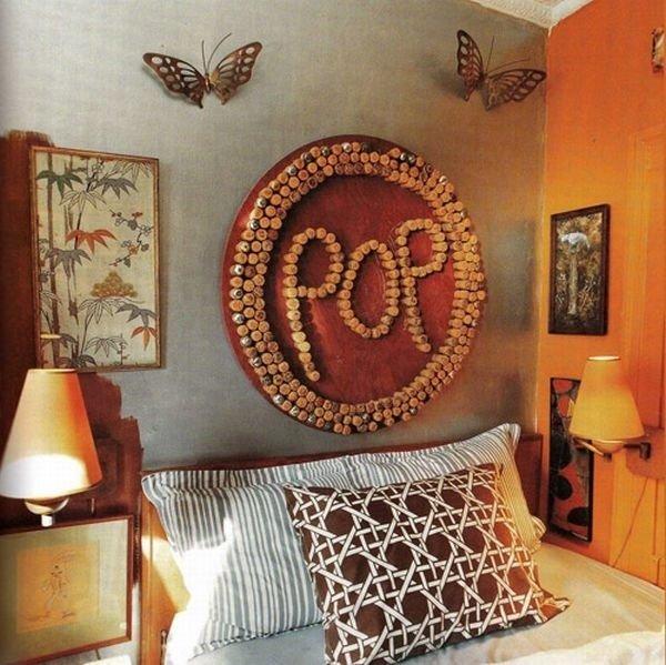 Фотография: Спальня в стиле Лофт, Эклектика, Декор интерьера, DIY, Дом – фото на INMYROOM