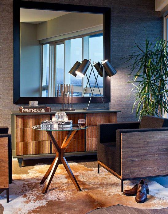 Фотография: Мебель и свет в стиле Лофт, Гостиная, Интерьер комнат, Советы – фото на INMYROOM