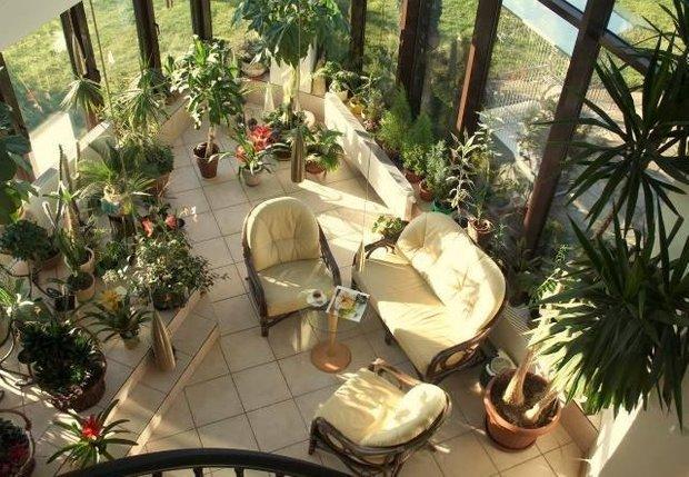 Фотография: Прочее в стиле , Балкон, Дом, Дома и квартиры – фото на INMYROOM