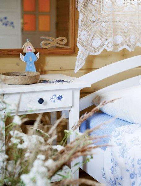 Фотография: Декор в стиле Прованс и Кантри, Дом, Цвет в интерьере, Дома и квартиры, Городские места, Белый, Дача, Дом и дача – фото на InMyRoom.ru