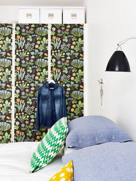 Фотография: Терраса в стиле Скандинавский, Декор интерьера, Квартира, Цвет в интерьере, Дома и квартиры, Стены, Пол – фото на INMYROOM