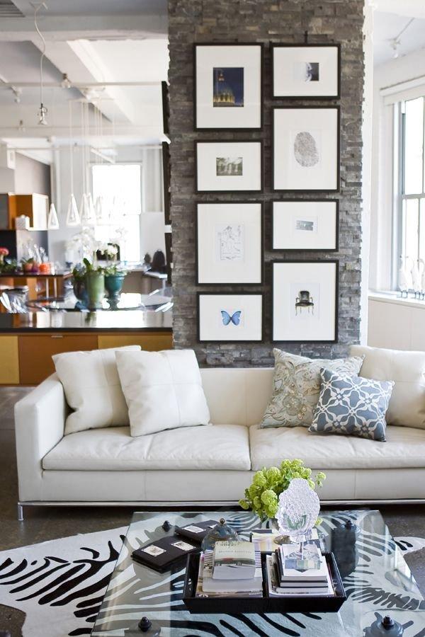 Фотография: Гостиная в стиле Прованс и Кантри, Лофт, Декор интерьера, Декор дома – фото на INMYROOM