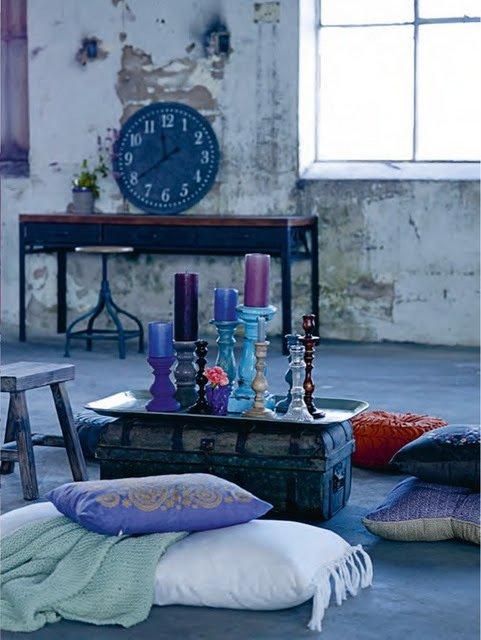 Фотография: Гостиная в стиле Прованс и Кантри, Скандинавский, Дизайн интерьера – фото на INMYROOM