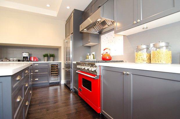 Фотография: Кухня и столовая в стиле Лофт, Интерьер комнат – фото на INMYROOM