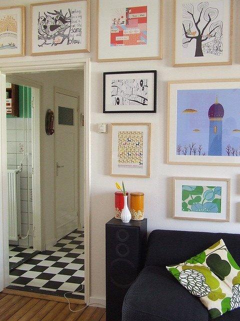 Фотография: Декор в стиле Лофт, Скандинавский, Декор интерьера, Малогабаритная квартира, Советы – фото на INMYROOM