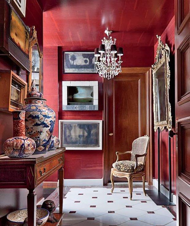 Фотография: Прихожая в стиле Прованс и Кантри, Декор интерьера, Дизайн интерьера, Цвет в интерьере – фото на INMYROOM