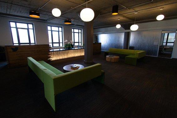 Фотография: Прочее в стиле Лофт, Офисное пространство, Офис, Дома и квартиры – фото на INMYROOM