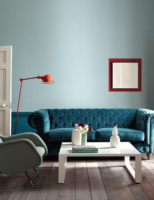 Фотография: Гостиная в стиле Скандинавский, Вдохновение – фото на INMYROOM