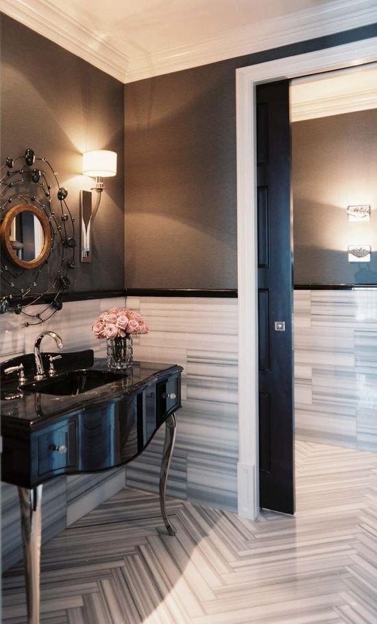 Фотография: Ванная в стиле Классический, Современный, Декор интерьера, Квартира, Декор, Советы, раковина, раковина в ванной – фото на INMYROOM