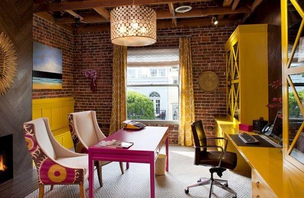 Фотография: Офис в стиле Лофт, Эклектика, Декор интерьера, Дизайн интерьера, Цвет в интерьере, Dulux, ColourFutures – фото на INMYROOM