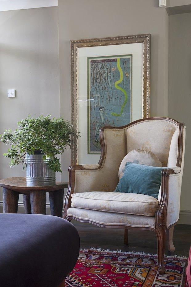 Фотография: Гостиная в стиле , Декор интерьера, Интерьер комнат, Проект недели – фото на INMYROOM