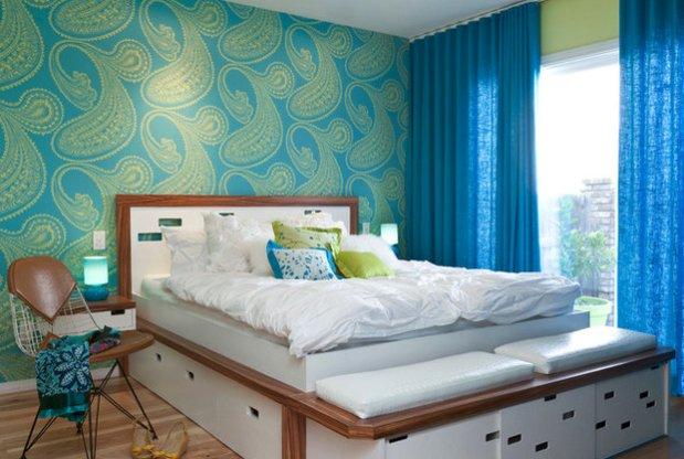 Фотография: Спальня в стиле Современный, Эко, Квартира, Советы, Гид – фото на INMYROOM