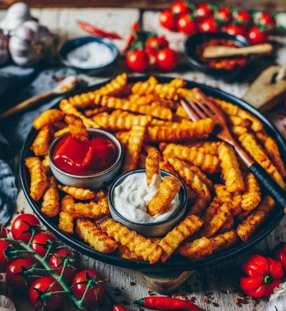 Фотография: Спальня в стиле Классический, Современный, Закуска, Закуски, Картофель, Кулинарные рецепты, 45 минут, Европейская кухня, Просто, Запекание – фото на INMYROOM