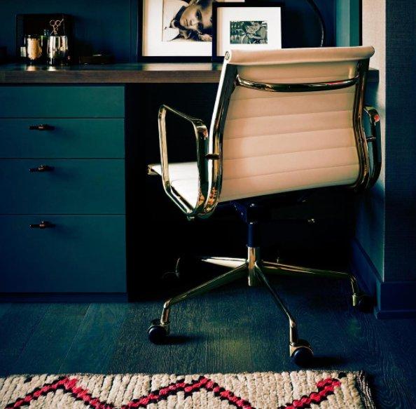 Фотография: Кабинет в стиле Скандинавский, Интервью, Правила дизайна, Абигейл Ахерн – фото на INMYROOM