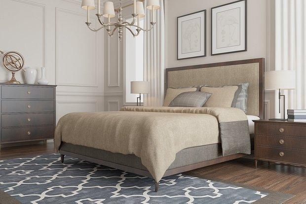 Фотография: Спальня в стиле Классический, Декор интерьера, Советы, Дарья Михайлова – фото на INMYROOM