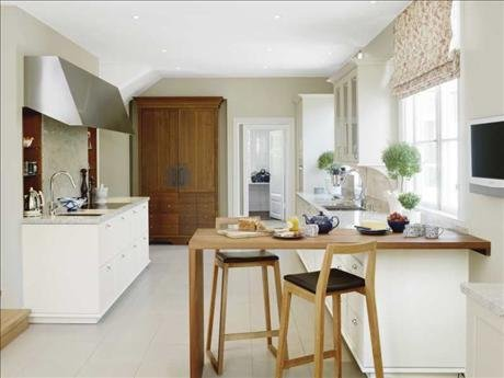 Фотография: Кухня и столовая в стиле Современный, Декор интерьера, Квартира, Дом, Интерьер комнат, Цвет в интерьере, Белый – фото на INMYROOM