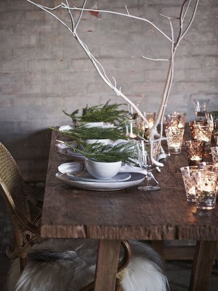 Фотография: Кухня и столовая в стиле Скандинавский, Декор интерьера, Аксессуары, Стол, Сервировка стола – фото на INMYROOM