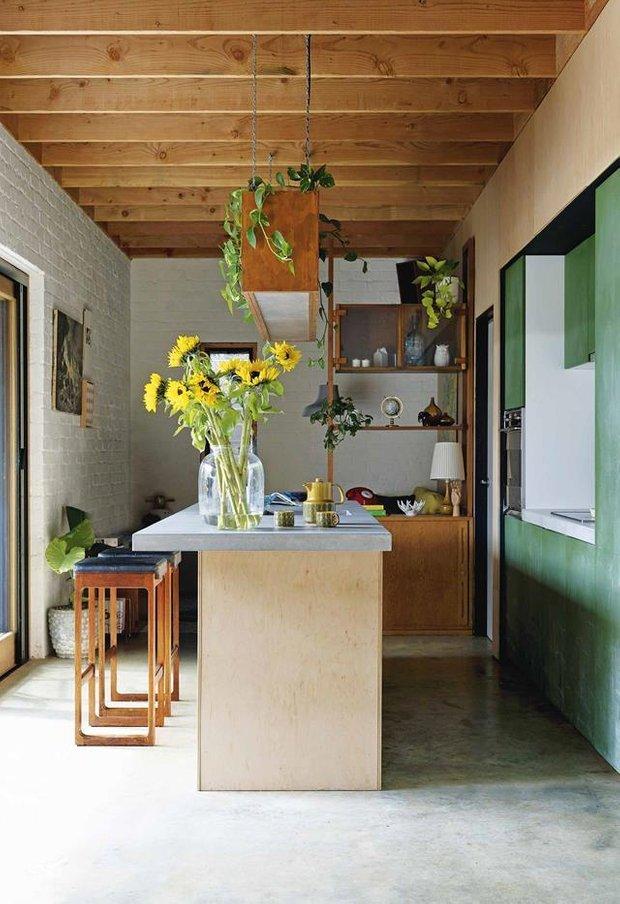 Фотография: Кухня и столовая в стиле Скандинавский, Австралия, Дом и дача, 60-90 метров – фото на INMYROOM