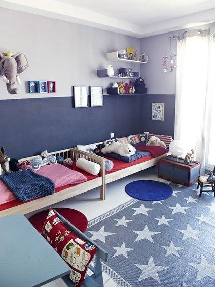 Фотография: Детская в стиле Скандинавский, Декор интерьера, Декор дома, Пол – фото на INMYROOM