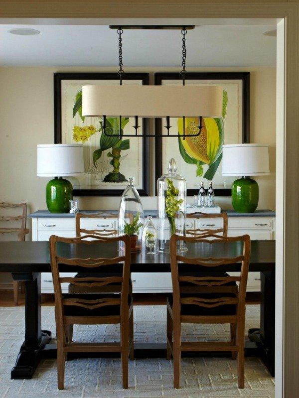 Фотография: Кухня и столовая в стиле Классический, Декор интерьера, Квартира, Аксессуары, Декор, Мебель и свет, Советы, Белый, Бежевый, Серый – фото на INMYROOM
