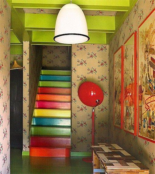 Фотография: Декор в стиле Современный, Эклектика, Декор интерьера, Декор дома, Цвет в интерьере, Геометрия в интерьере – фото на INMYROOM