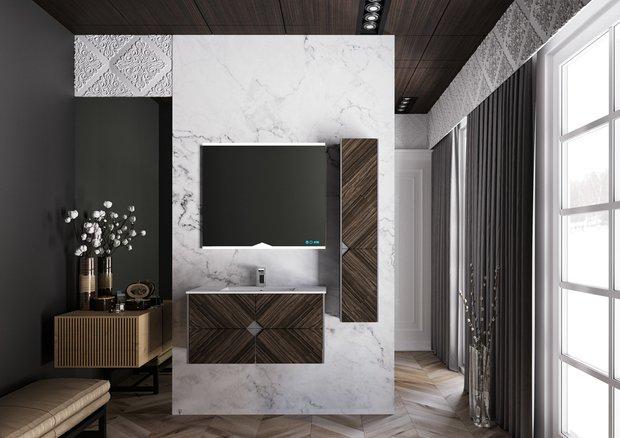 Фотография: Прихожая в стиле Современный, Ванная, Декор интерьера, Aquaton – фото на INMYROOM